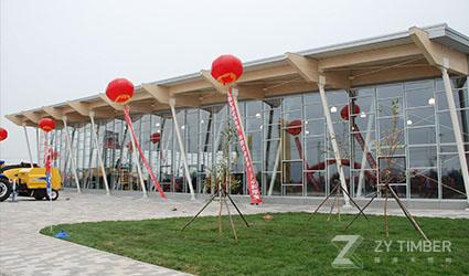 哈尔滨汽车展厅