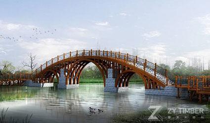 朱家角景观桥