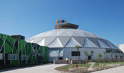 The Performing Arts Center of Tianjin ...