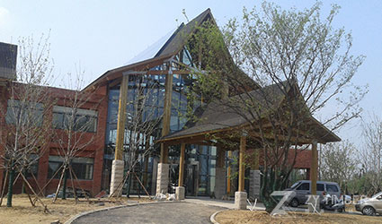 Office Building of Changzhou Ecologica...